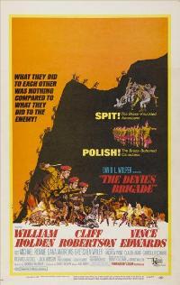 The Devil's Brigade - 11 x 17 Movie Poster - Style C