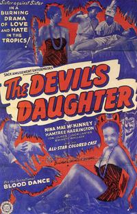 The Devil's Daughter - 27 x 40 Movie Poster - Style A