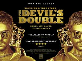 The Devil's Double - 11 x 14 Poster UK Style A