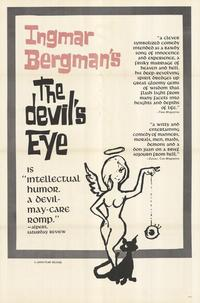 The Devil's Eye - 11 x 17 Movie Poster - Style A