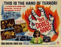 The Devil's Hand - 11 x 14 Movie Poster - Style D