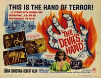 The Devil's Hand - 22 x 28 Movie Poster - Half Sheet Style A