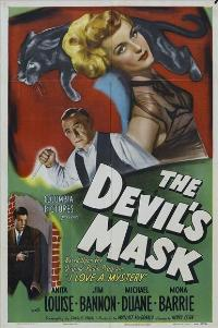 The Devil's Mask - 11 x 17 Movie Poster - Style A