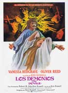 The Devils - 27 x 40 Movie Poster - Spanish Style A