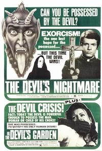 The Devil's Nightmare The Devil's Garden Combo - 11 x 17 Movie Poster - Style A