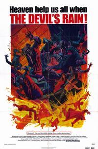 Devil's Rain - 11 x 17 Movie Poster - Style A