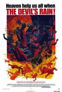Devil's Rain - 27 x 40 Movie Poster - Style A