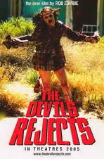 The Devils Rejects - 27 x 40 Movie Poster - Style D