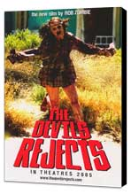 The Devils Rejects - 27 x 40 Movie Poster - Style D - Museum Wrapped Canvas