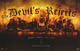 The Devils Rejects - 11 x 17 Movie Poster - Style D