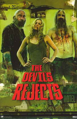 The Devils Rejects - 11 x 17 Movie Poster - Style E
