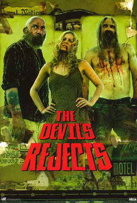 The Devils Rejects - 27 x 40 Movie Poster - Style C