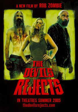 The Devils Rejects - 11 x 17 Movie Poster - Style F