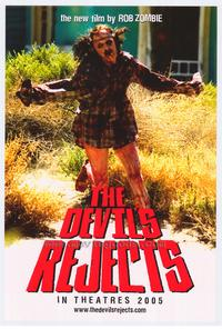 The Devils Rejects - 43 x 62 Movie Poster - Bus Shelter Style A