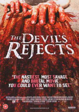 The Devils Rejects - 11 x 17 Movie Poster - Style H