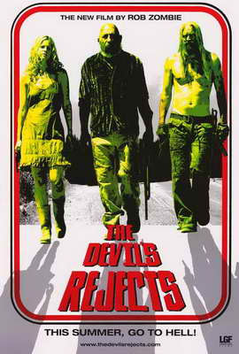The Devils Rejects - 27 x 40 Movie Poster - Style E