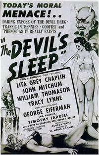 The Devils Sleep - 11 x 17 Movie Poster - Style A
