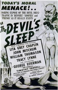 The Devils Sleep - 27 x 40 Movie Poster - Style A