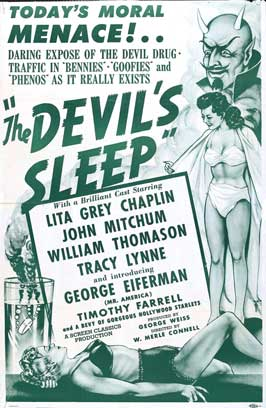 The Devils Sleep - 11 x 17 Movie Poster - Style B
