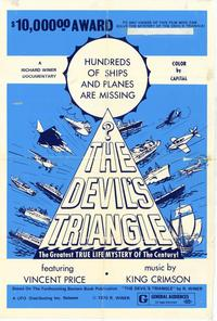 The Devils Triangle - 43 x 62 Movie Poster - Bus Shelter Style A