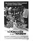 The Devils Widow - 11 x 17 Movie Poster - Style B