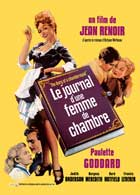 The Diary of a Chambermaid - 11 x 17 Movie Poster - French Style B