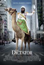 The Dictator - 11 x 17 Movie Poster - Style C