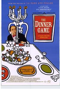 The Dinner Game - 11 x 17 Movie Poster - Style A