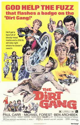 The Dirt Gang - 11 x 17 Movie Poster - Style A