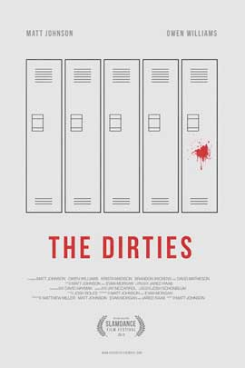 The Dirties - 11 x 17 Movie Poster - Style A