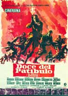 The Dirty Dozen - 27 x 40 Movie Poster - Spanish Style B