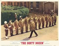 The Dirty Dozen - 11 x 14 Movie Poster - Style E