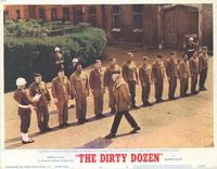 The Dirty Dozen - 11 x 14 Movie Poster - Style F