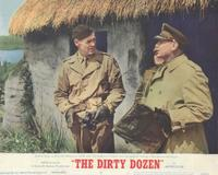 The Dirty Dozen - 11 x 14 Movie Poster - Style H