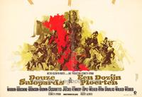 The Dirty Dozen - 11 x 17 Movie Poster - Belgian Style A