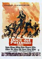 The Dirty Dozen - 27 x 40 Movie Poster - Spanish Style A