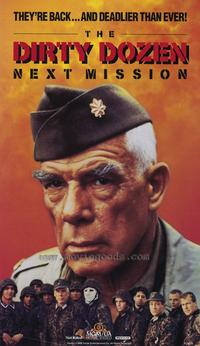 The Dirty Dozen: The Next Mission - 43 x 62 Movie Poster - Bus Shelter Style A