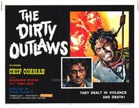 Dirty Outlaws - 11 x 14 Movie Poster - Style A