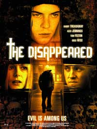 The Disappeared - 11 x 17 Movie Poster - UK Style A