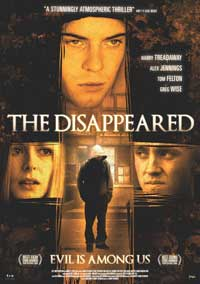The Disappeared - 11 x 17 Movie Poster - Style A