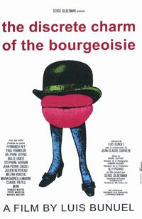 The Discreet Charm of the Bourgeoisie - 11 x 17 Movie Poster - Style B