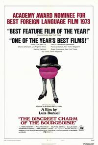 The Discreet Charm of the Bourgeoisie - 11 x 17 Movie Poster - Style A