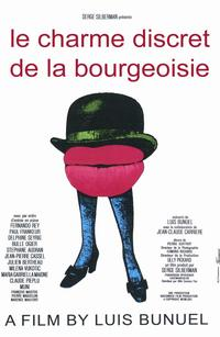 The Discreet Charm of the Bourgeoisie - 11 x 17 Movie Poster - French Style A