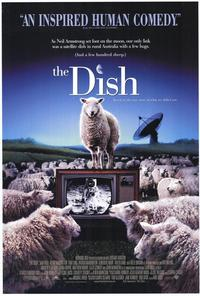 Dish, The - 11 x 17 Movie Poster - Style B
