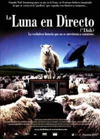 Dish, The - 27 x 40 Movie Poster - Spanish Style A