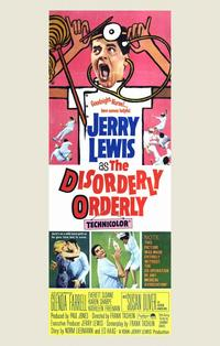 The Disorderly Orderly - 11 x 17 Movie Poster - Style A