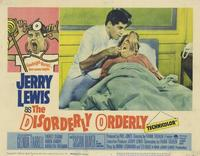 The Disorderly Orderly - 11 x 14 Movie Poster - Style A