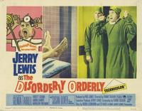 The Disorderly Orderly - 11 x 14 Movie Poster - Style B