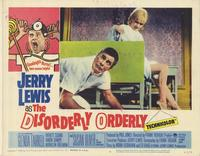 The Disorderly Orderly - 11 x 14 Movie Poster - Style F