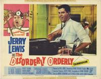 The Disorderly Orderly - 11 x 14 Movie Poster - Style G